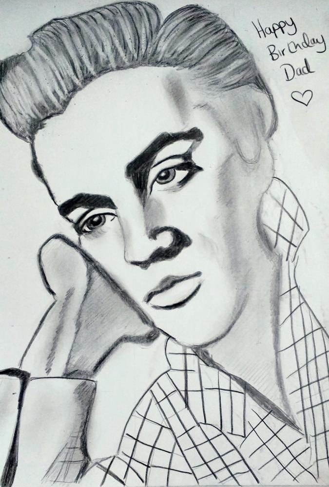 Elvis Presley por Lisaram1983